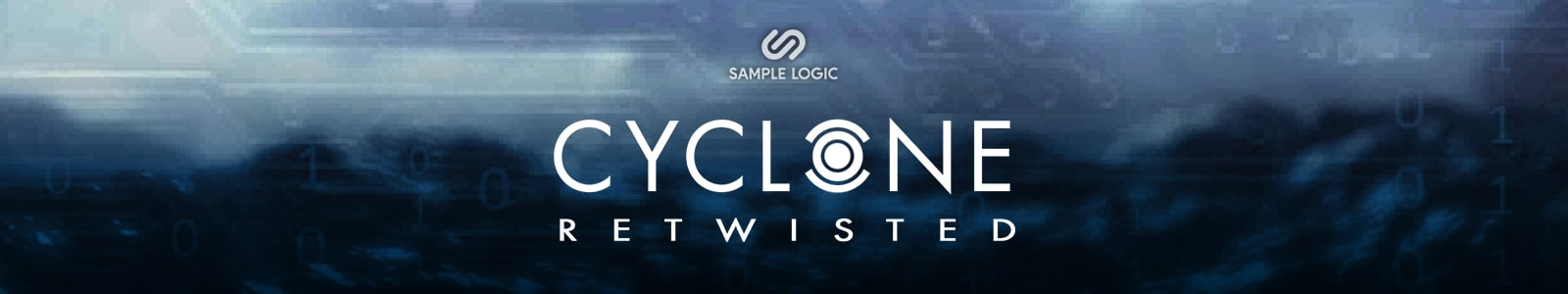 cyclone retwisted by sample logic