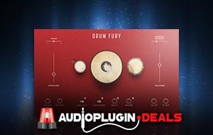 drum fury by sample logic