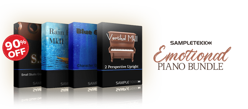 Sampletekk Emotional Piano Bundle