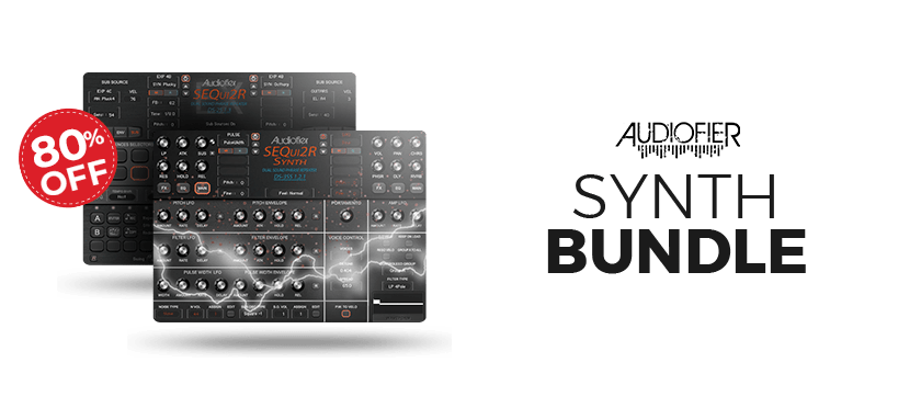 Audiofier Synth Bundle
