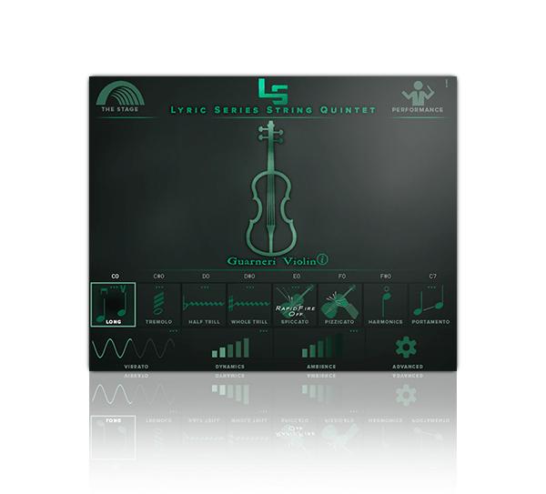 Lyric Series String Quintet