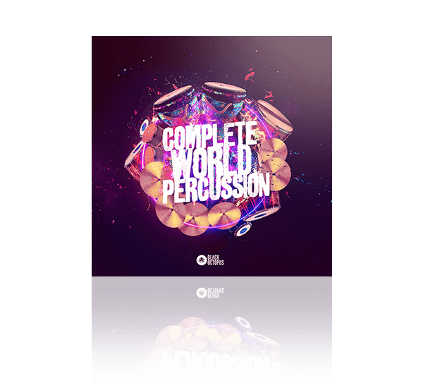 complete world percussion bundle by black octopus sound