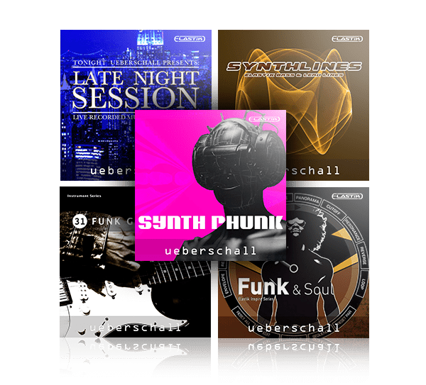 Massive Funk Bundle by Ueberschall