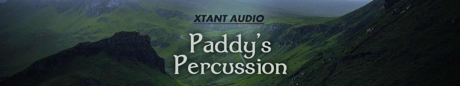 paddy's irish percussion