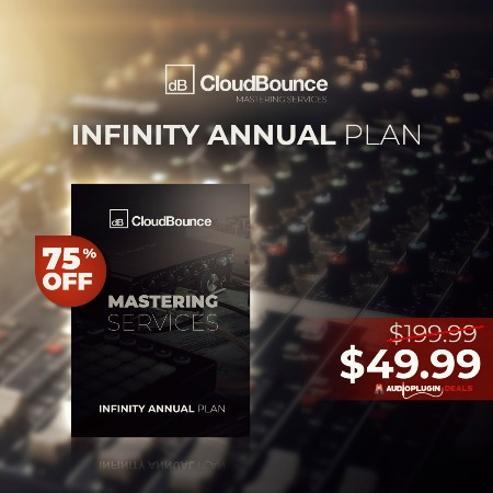 Infinity Annual Plan by CloudBounce