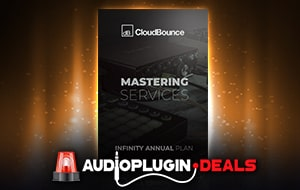 cloudbounce mastering services