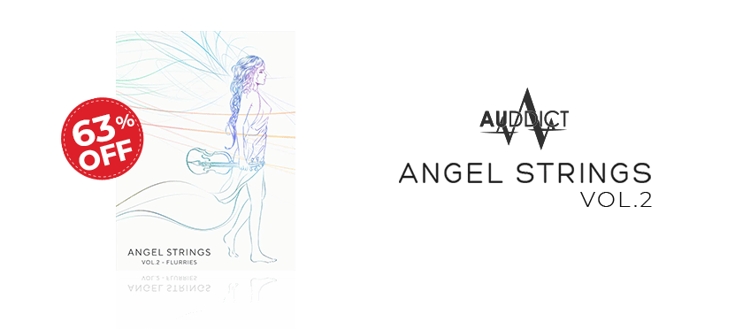 Angel Strings 2 by Auddict