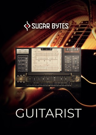 Guitarist by Sugar Bytes