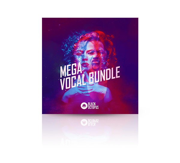 Mega Vocal Bundle by Black Octopus Sound