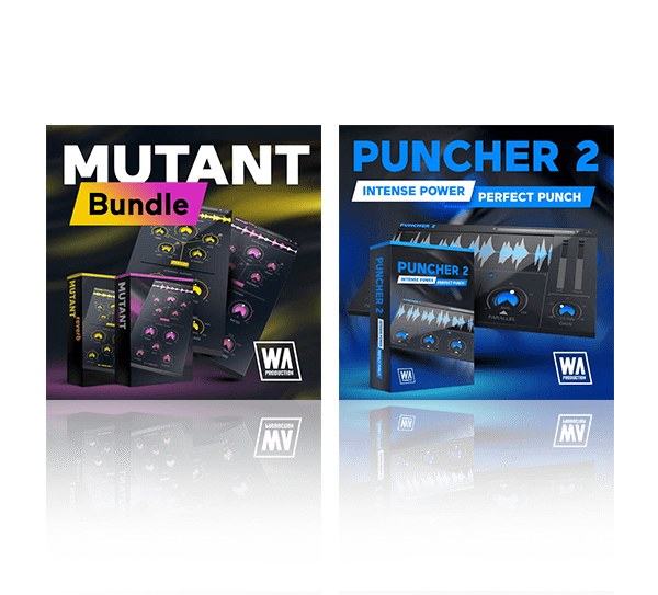 Punch the Mutant Bundle by WA Production