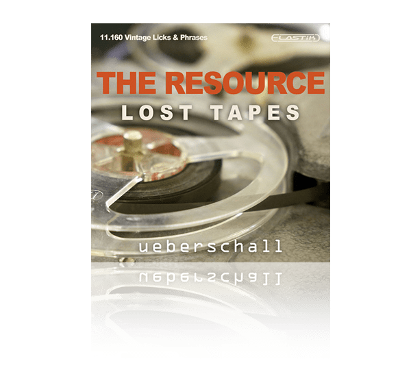 The Resource - Lost Tapes by UEBERSCHALL