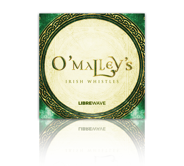 O'Malley's Irish Whistle by Librewave