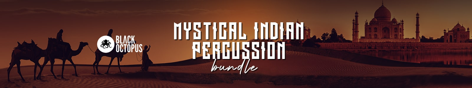 mystical indian percussion bundle