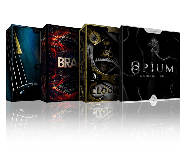 Ultimate Cinematic Bundle by Sampletraxx