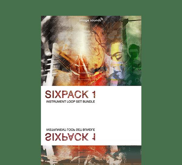 SIXPACK 1 - Instrument Loop Set Bundle by Image Sound
