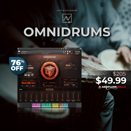 Omnidrums by Have Instruments