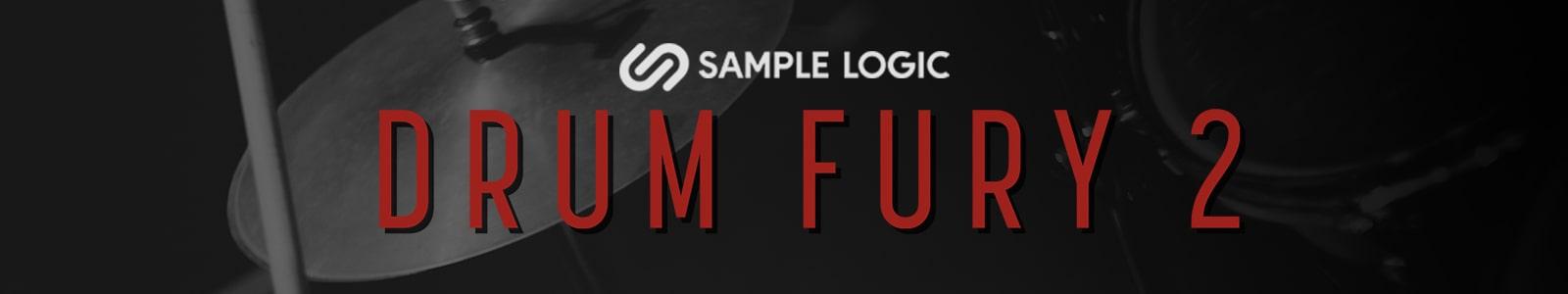 drum fury 2 by sample logic