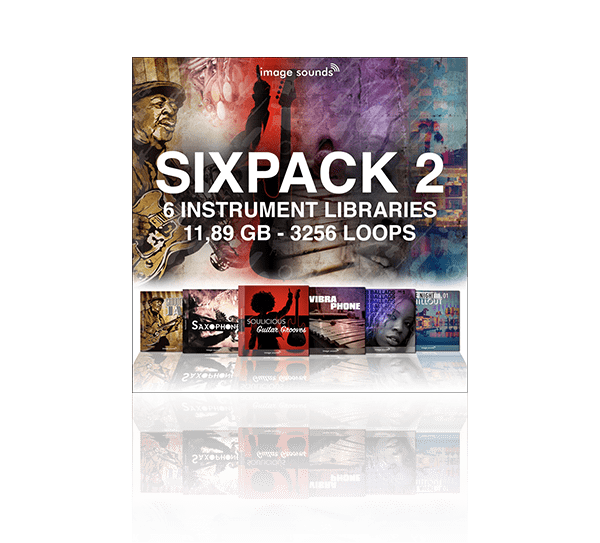 Sixpack 2 by Image Sounds