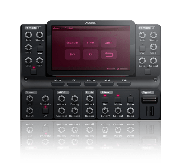 Altron by Beyron Audio
