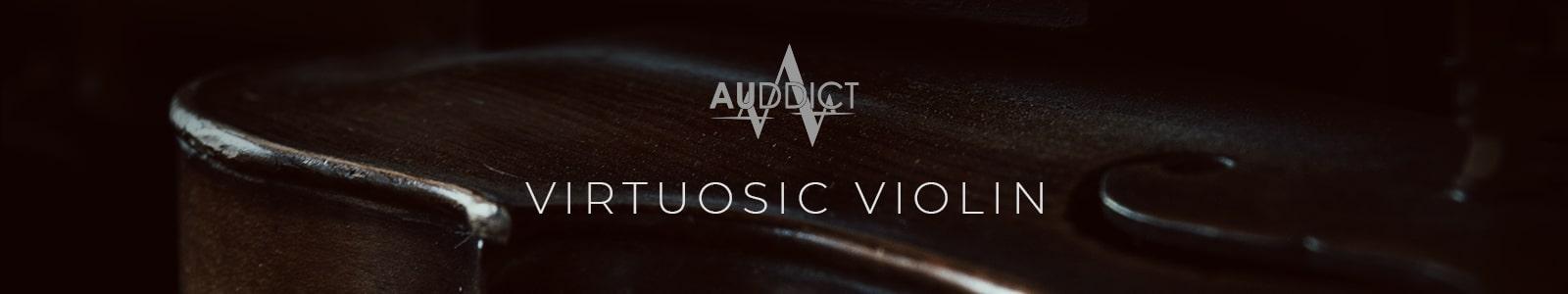 virtuosic violin by auddict