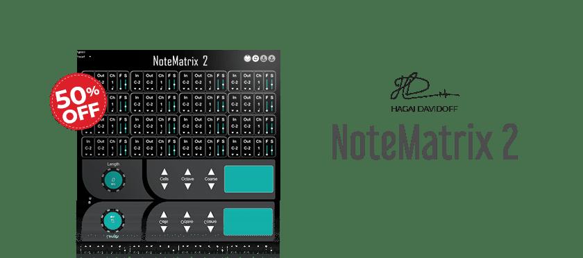 NoteMatrix 2 by HD Instruments