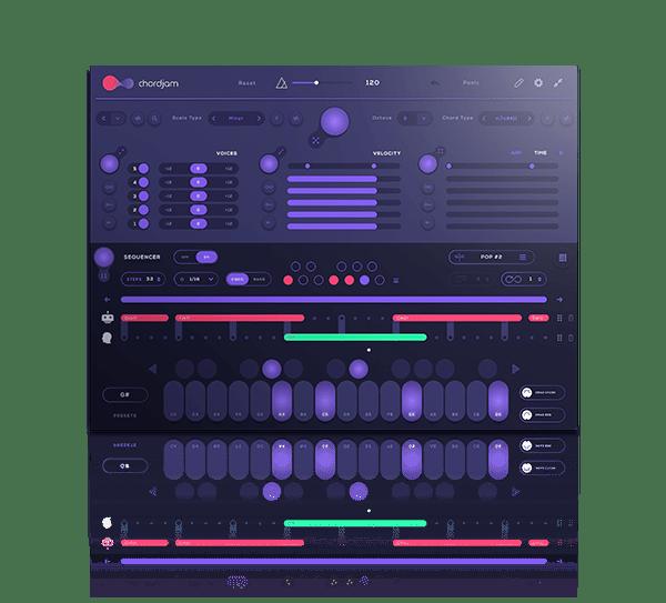 CHORDJAM by Audiomodern