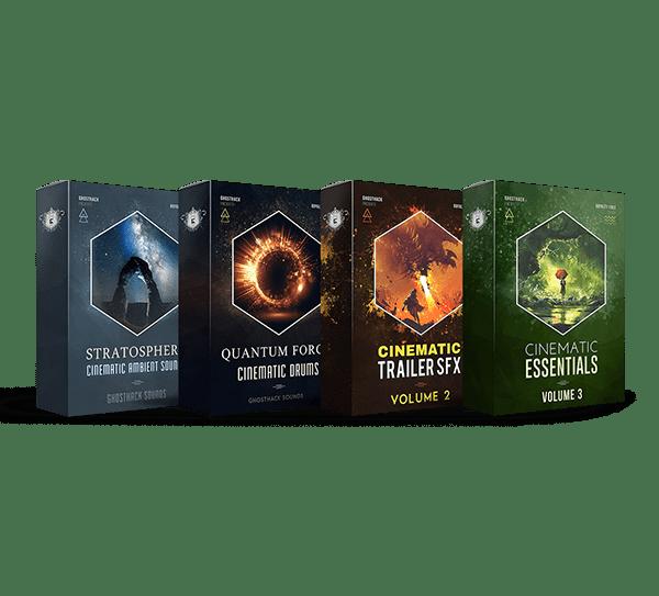 Ultimate Cinematic Bundle Vol. 2 by Ghosthack