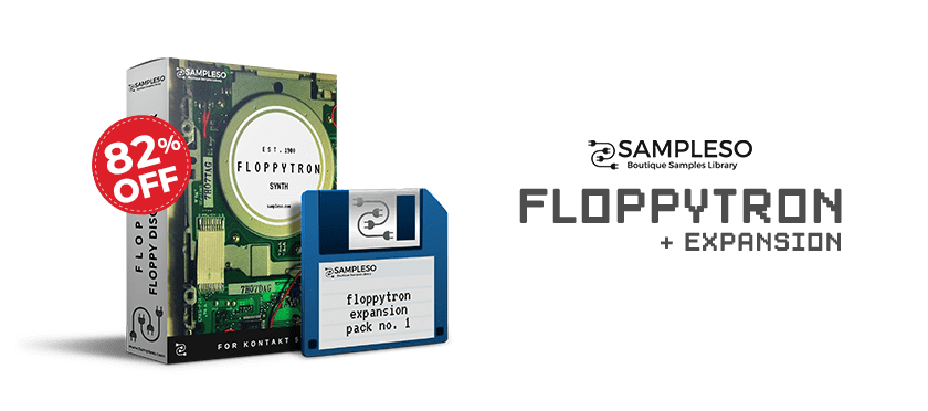Floppytron + Expansion by Sampleso