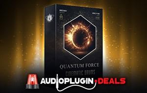 quantum force cinematic drums