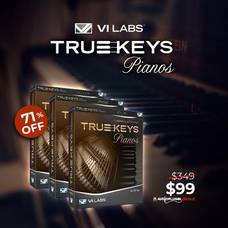 Truekeys Pianos by VI Labs