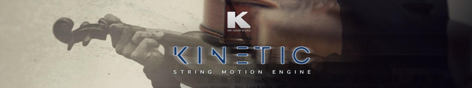 kinetic string motion engine