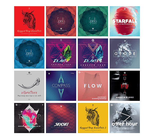 Eclectic Producers Bundle by Asonic