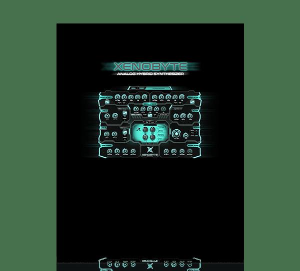 Xenobyte by Sick Noise Instruments