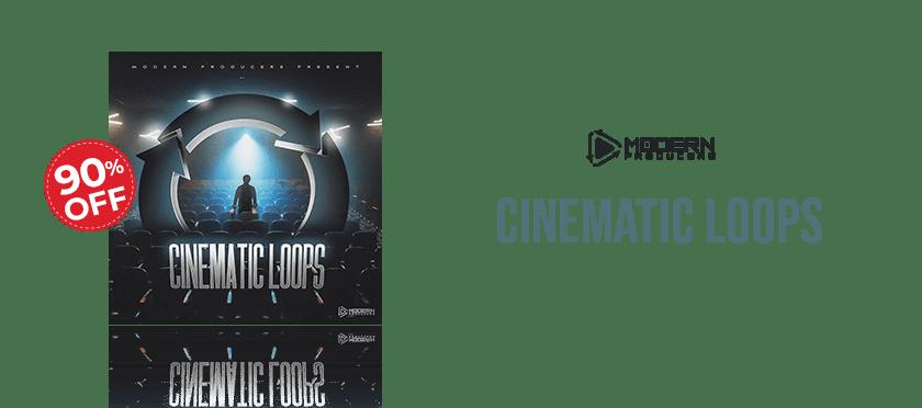 Cinematic Loops Bundle by Modern Producers