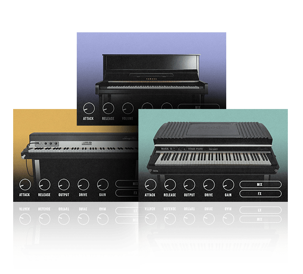 Twisted Keys Suite by Clark Audio