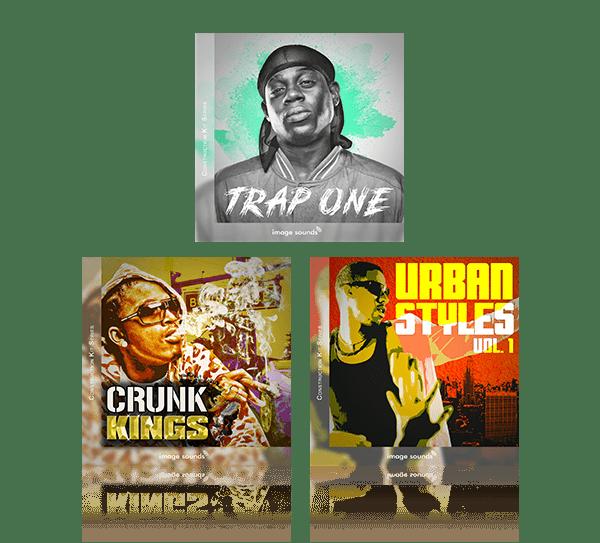 Urban Empire Bundle by Image Sounds