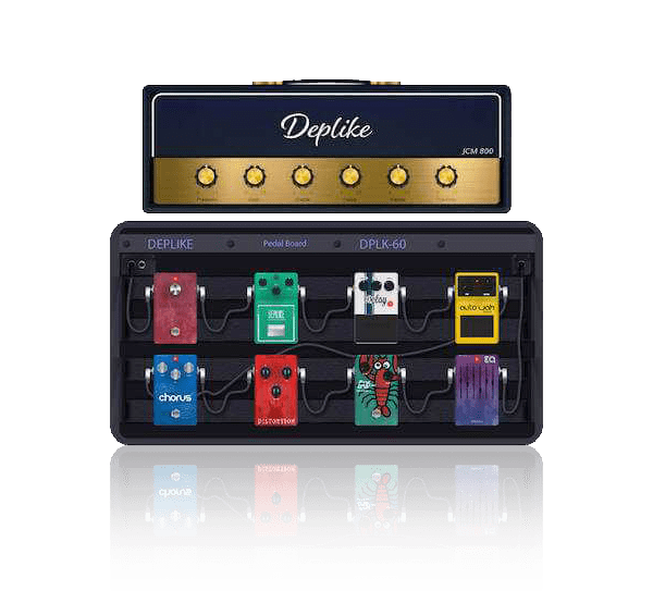 Perfect Rig of Guitar FX (VST, AU, Standalone) by Deplike
