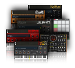 Exclusive Synth Bundle by ZamplerSounds
