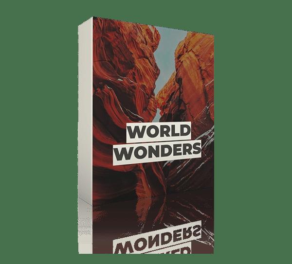 World Wonders Bundle by Rast Sound