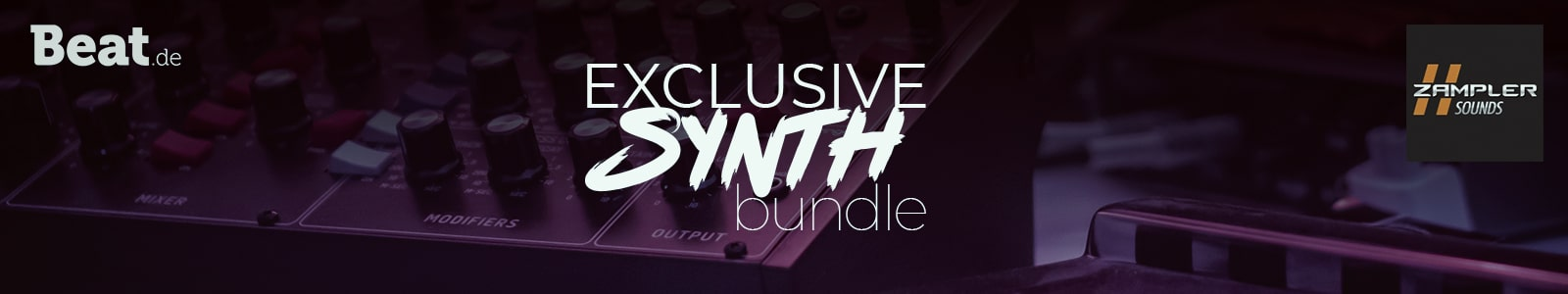 Exclusive Synth Bundle