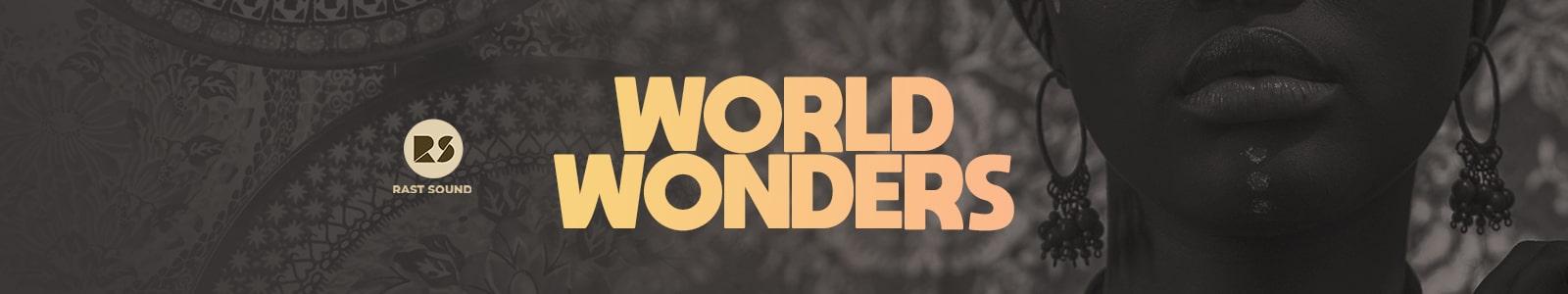 rast sound world wonders collection