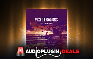 mixed emotions pop and trap melodies
