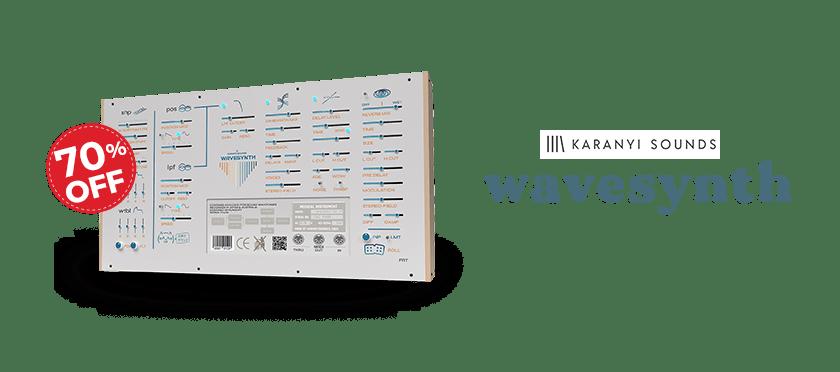 WAVESYNTH by Karanyi Sounds