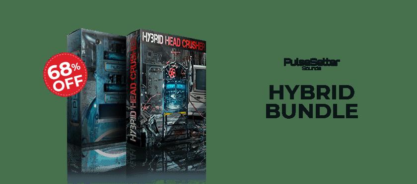 Hybrid Bundle by PulseSetter Sounds