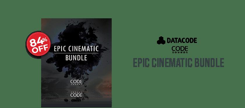 Epic Cinematic Bundle by Datacode