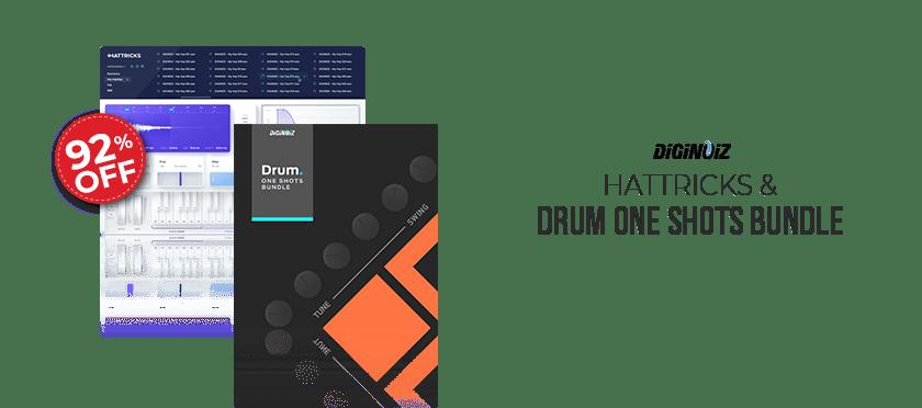 Hattricks + Drum One Shots Bundle by Diginoiz