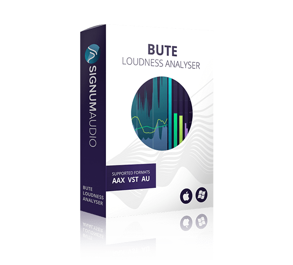 BUTE Loudness Analyser 2 by Signum Audio