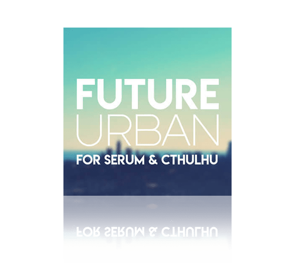 Future Urban by GLITCHEDTONES