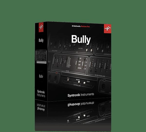 Syntronik Instruments Bully by IK Multimedia