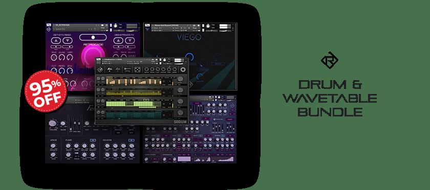 Drum & Wavetable Bundle by Rigid Audio